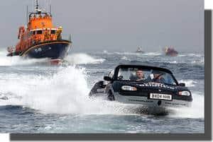 aquada voiture amphibie