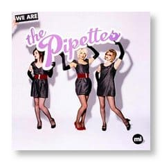 The Pipettes, 'Pull Shapes'