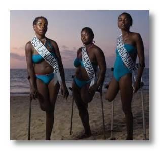 Miss Landmine 2008 (miss champ de mine 2008)