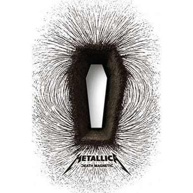 """Death Magnetic"" i cover artworks"