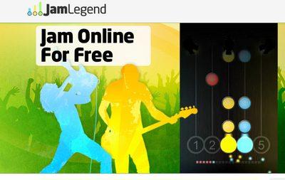 jamlegend guitar hero free gratuit