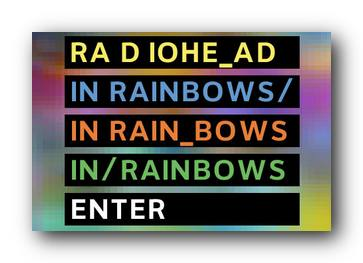 "Radiohead's ""In Rainbows torrent download telecharger free pay"