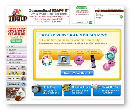 MyMMs M&M's